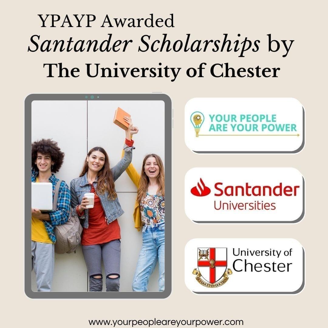 Santanders scholarship